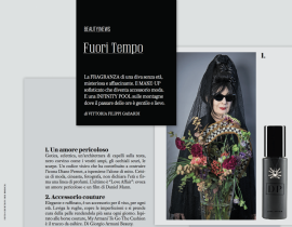 October issue of Vogue Italia and DPP