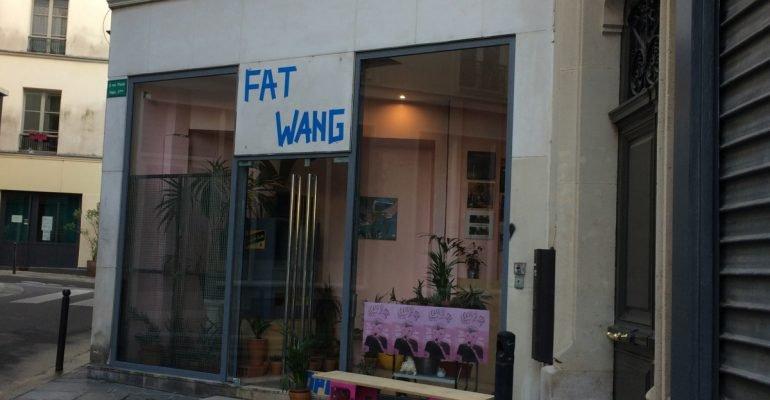 Fat Wang Records and David West