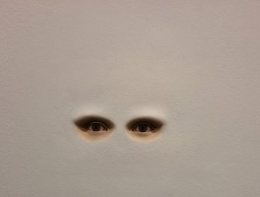 Sophie Calle the eyes