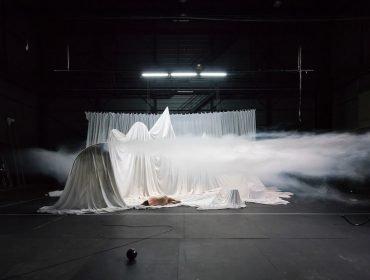 ThÈo Mercier - Visite d'atelier (La fille du collectionneur) - rÈpÈtitions - ThÈ'tre Nanterre-Amandiers