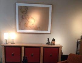 Cedric Lollia at Galerie Jacques de Vos