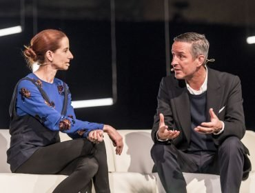 Dries Van Noten and Vanessa Friedman - The New York Times
