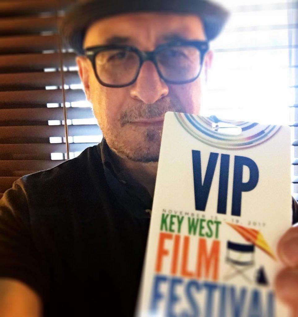 After Louie screens tonight @KeyWestFilmFestival