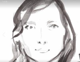 Geraldine Postel by Tomek Sadurski