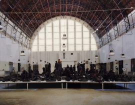 Vanessa Beecroft At Paris Photo