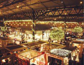 Market Christmas Voices of East London festival