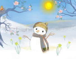 Snowman 012