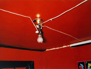 William Eggleston, Greenwood, Mississippi Courtesy Pace/MacGill Gallery