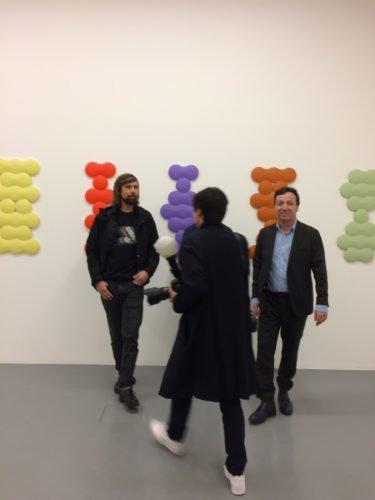 Josh Sperling & Emmanuel Perrotin