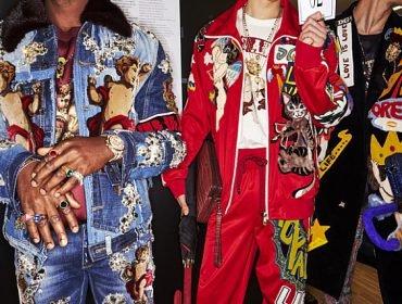 Sonny Vandevelde takes us backstage at Dolce Gabbana