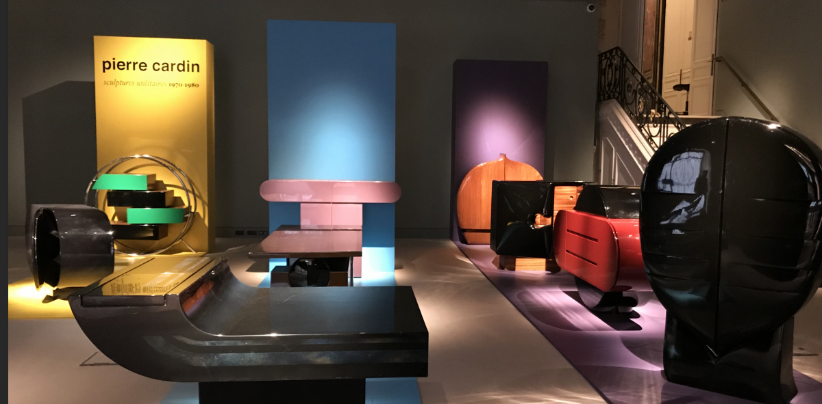 a7e2f5c939246 Pierre Cardin at Sotheby s but …not for sale – curated by Florent Jenniard  together with Pierre Cardin. – A Shaded View on Fashion