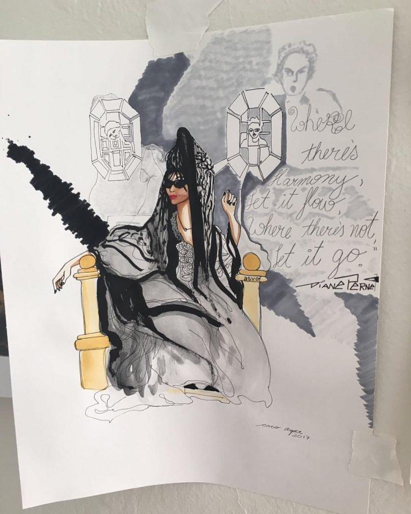 Coco Asper DP illustration